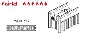 Flachheizkörper KV Typ 22